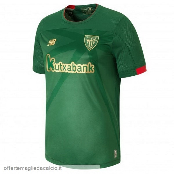 Calcio Shop Online New Balance Away Maglia Athletic Bilbao 2019 2020 Verde