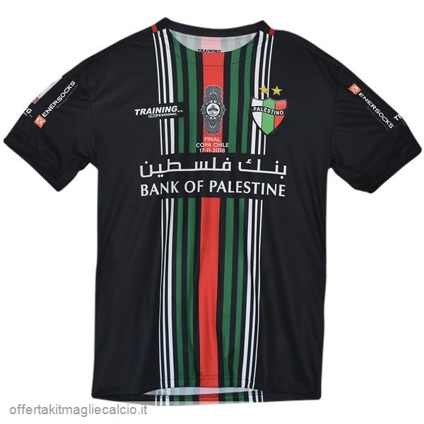 Calcio Shop Online Enersocks Coppa Finale Cd Palestino 2018 2019 Nero