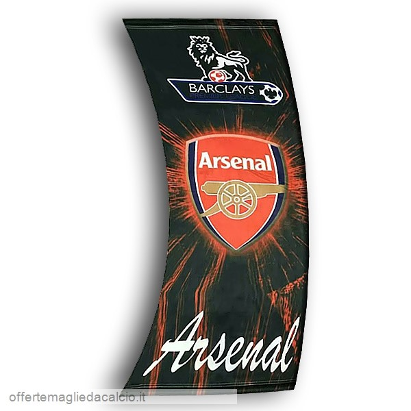 Calcio Shop Online Calcio Bandiera de Arsenal Nero