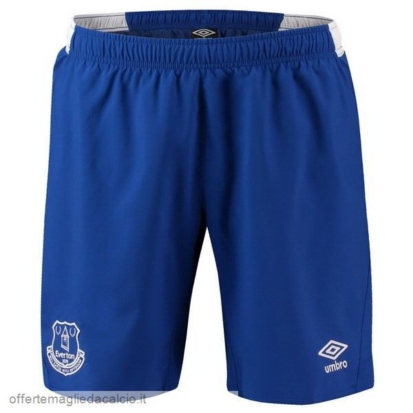 Calcio Shop Online umbro Home Cambio Pantaloncini Everton 18-19 Blu