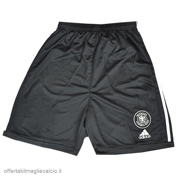 Calcio Shop Online Adidas Home Pantaloncini Germania Vintage 2002 Nero
