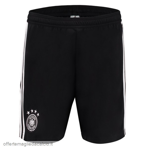 Calcio Shop Online adidas Home Pantaloncini Germania 2018 Nero