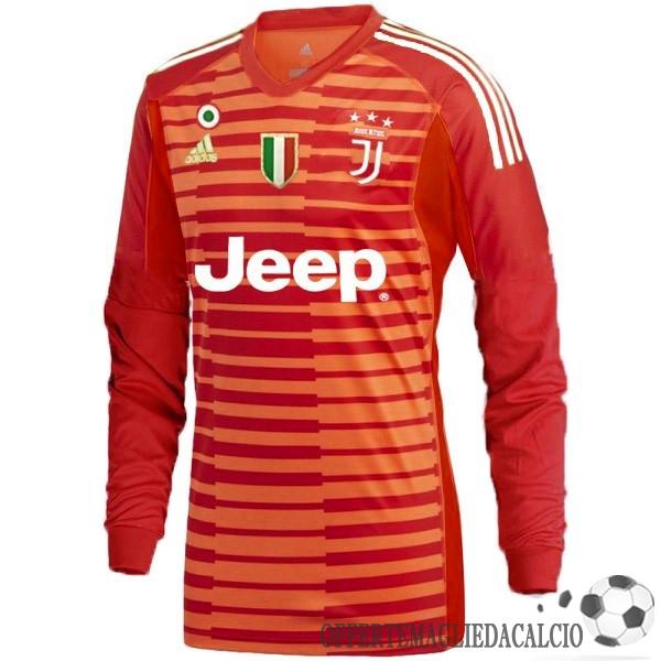 d72ca7a2b Calcio Shop Online adidas Away Maglia Manica Lunga Portiere Juventus 18-19  Arancione