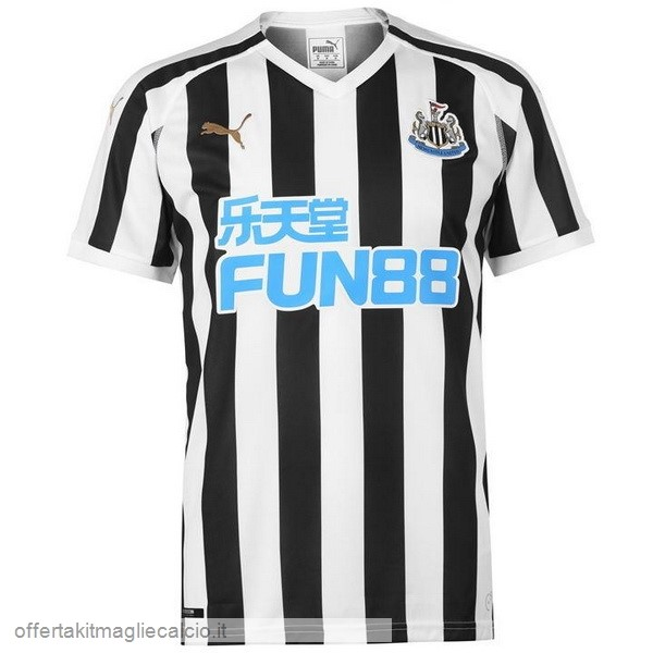 Calcio Shop Online Puma Home Maglia Newcastle United 18-19 Nero