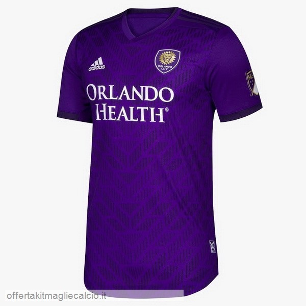 Calcio Shop Online Adidas Home Maglia Orlando City 2019 2020 Purpureo