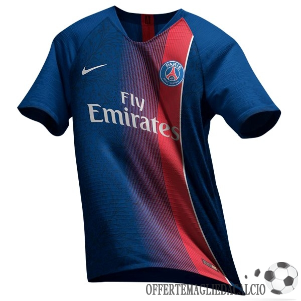 Calcio Shop Online Nike Thailandia Home Maglia Paris Saint Germain 19-20 Blu