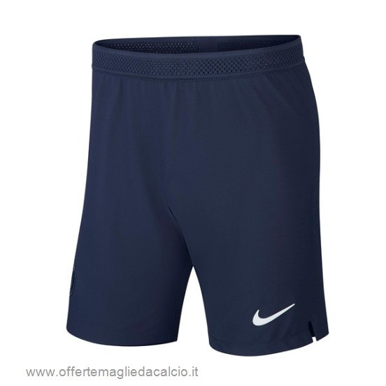 Calcio Shop Online Nike Home Pantaloni Paris Saint Germain 2019 2020 Blu
