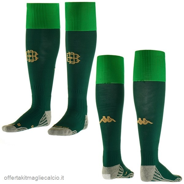 Calcio Shop Online Kappa Away Calzettoni Real Betis 18-19 Verde