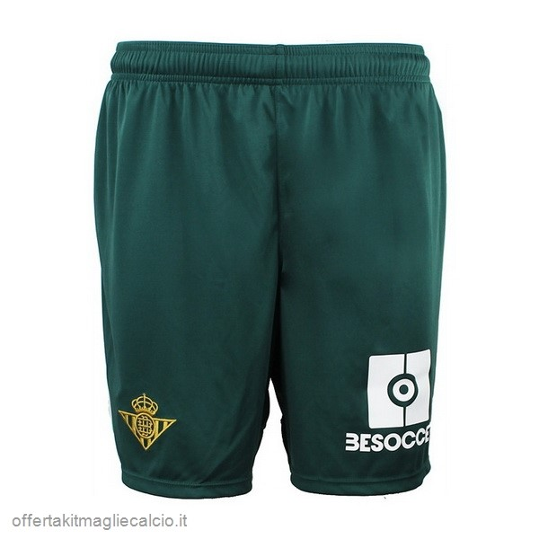 Calcio Shop Online Kappa Away Pantaloncini Real Betis 18-19 Verde
