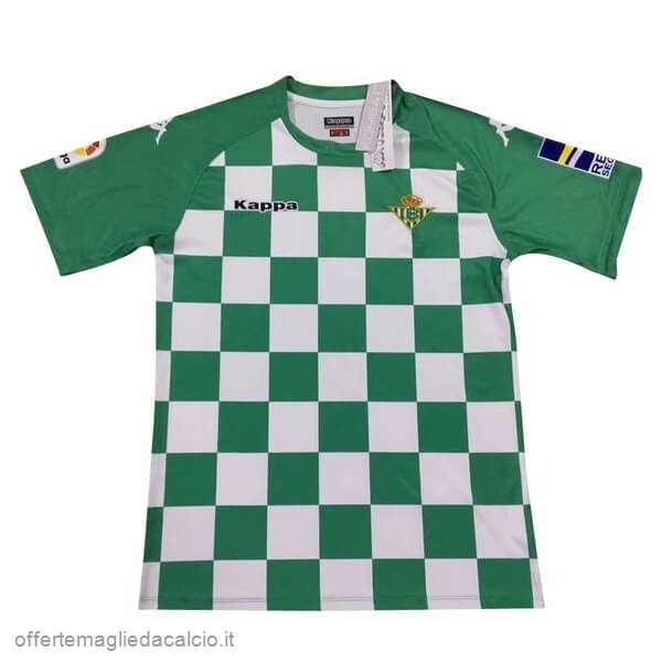 Calcio Shop Online Kappa Édition commémorative Maglia Real Betis 2019 2020 Verde