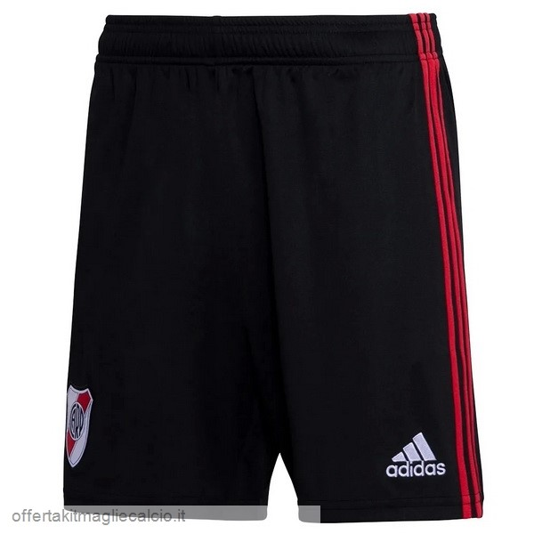 Calcio Shop Online Adidas Away Pantaloncini River Plate 2019 2020 Nero